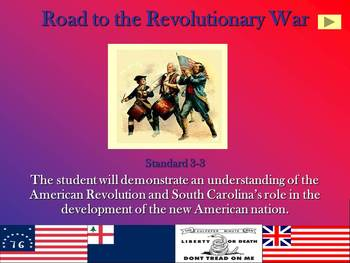 Road to the Revolutionary War-Integrated Unit of Study (Common Core Ready)
