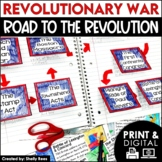 American Revolution - Revolutionary War Causes - Interacti