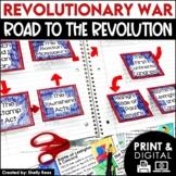 American Revolution - Revolutionary War Causes - Revolutionary War Timeline