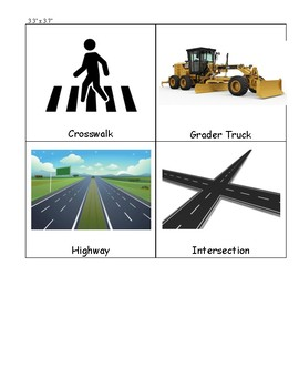 Roads Study Pictures