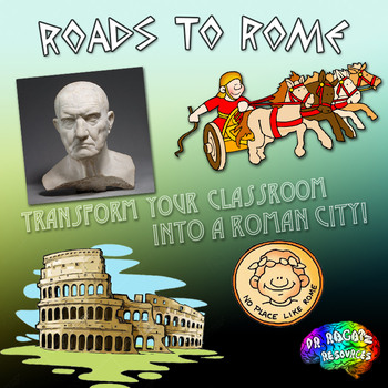 Roads to Rome: Classroom Simulation