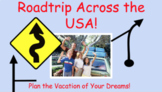 Plan Your Dream American Roadtrip / U.S. Geography Dream Vacation