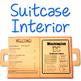 Washington DC Suitcase Activity Printable