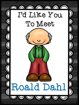 Roald Dahl Author Study Mini Report