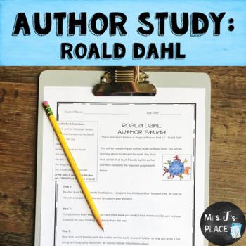 Author Study: Roald Dahl