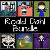Roald Dahl Novel Study Bundle