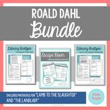 "Roald Dahl Bundle: ""Lamb to the Slaughter"" and ""The Landlady"""