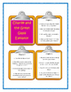 Roald Dahl CHARLIE AND THE GREAT GLASS ELEVATOR - Discussion Cards