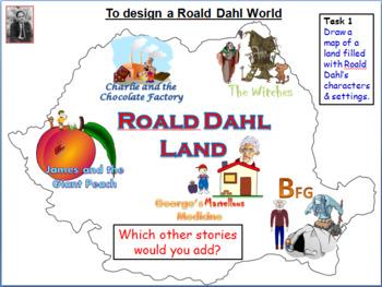 Roald Dahl Day Activities