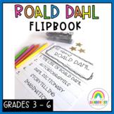 Roald Dahl Day Flipbook - Grades 3 - 6
