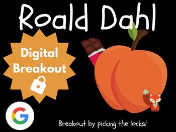 Roald Dahl - Digital Breakout! (Escape Room, Scavenger Hunt)