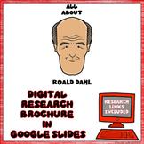 Roald Dahl Digital Research Brochure