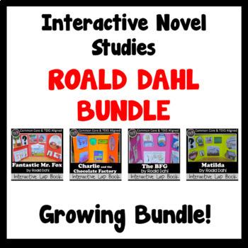 Roald Dahl Interactive Novel Studies