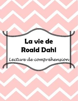 Roald Dahl - Lecture de comprehension (*FRENCH*)