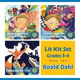 Roald Dahl Lit Kit Set - Gr. 3-4