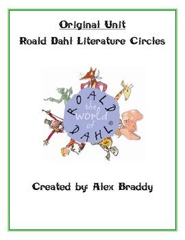 Roald Dahl Literature Circle Unit