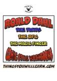 Roald Dahl Novel Study Worksheet Bundle 3 Pack
