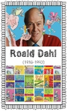 Roald Dahl Poster
