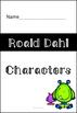 Roald Dahl Quiz and Timeline