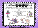 R. Dahl STEM Bundle-Matilda, The Witches, The BFG, Charlie & the Choc. Factory