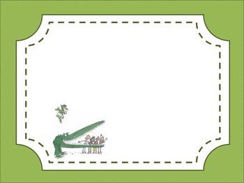 Roald Dahl zip file