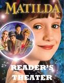 Reader's Theater Script based on Roald Dahl's Matilda