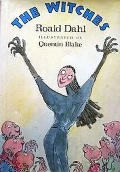 "Roald Dahl's ""The Witches"" Quiz & Key"