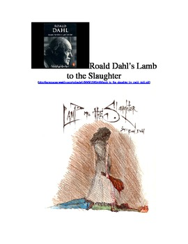 "Roald Dahl's ""Lamb to the Slaughter"" Story Prediction"