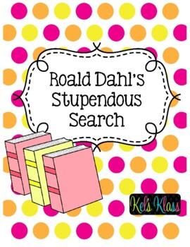Roald Dahl's Stupendous Search