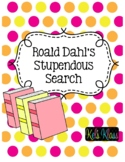 Roald Dahl's Stupendous Search