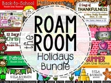 Roam the Room Holiday Bundle Pack