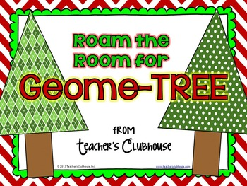 Roam the Room for Geome-TREE
