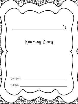 Roaming Around the Known Diary