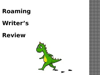 Roaming Writer's Review