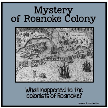 Roanoke Colony-First English Settlement