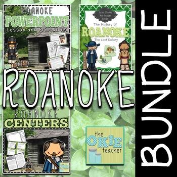 Roanoke Colony: Super Bundle
