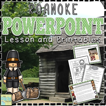Roanoke PowerPoint Lesson and Note Sheet
