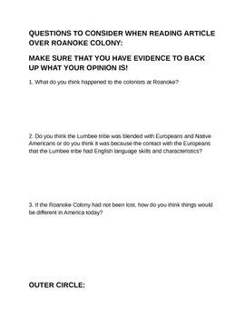 Roanoke Socratic Circle