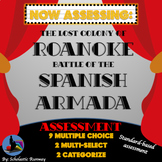 Roanoke & Spanish Armada Assessment_The Lost Colony_Americ
