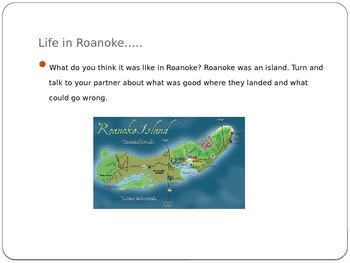 Roanoke-The Lost Colony
