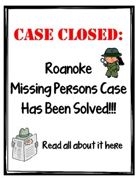 Roanoke, The Lost Colony Project: You Solve the Mystery!