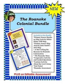 Roanoke Unit: The Roanoke Colonial Bundle
