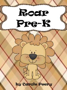 ROAR Pre-K Dolch Games