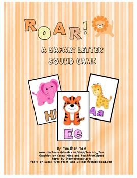 Roar! A Safari Letter Sound Game