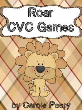 ROAR CVC Games