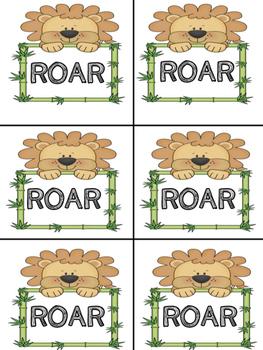 ROAR ai ay Word Games
