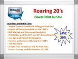 Roaring 20's PowerPoint Bundle