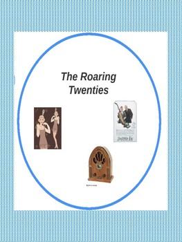 Roaring 20's Prezi with Outline