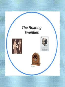 Roaring 20's Prezi with Outline