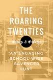 Roaring 20's Scavenger Hunt